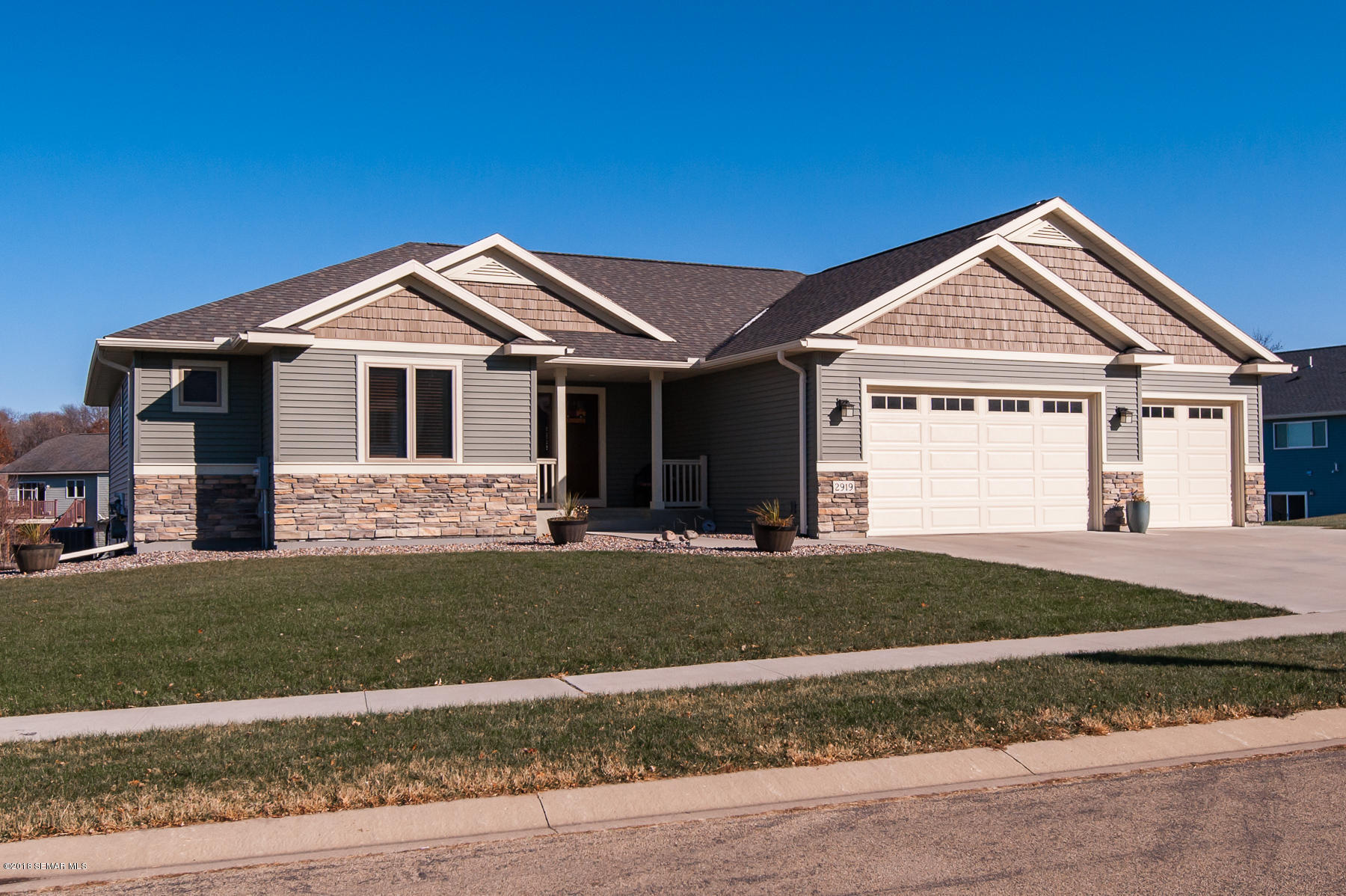 2919 Peterson Lane SE, Rochester in Olmsted County, MN 55904 Home for Sale