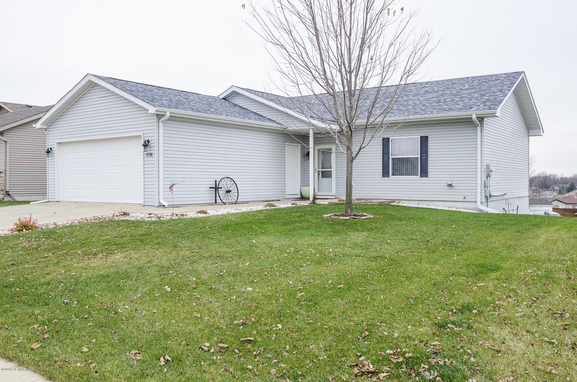 3718 Winesap Drive NW, Rochester in Olmsted County, MN 55901 Home for Sale