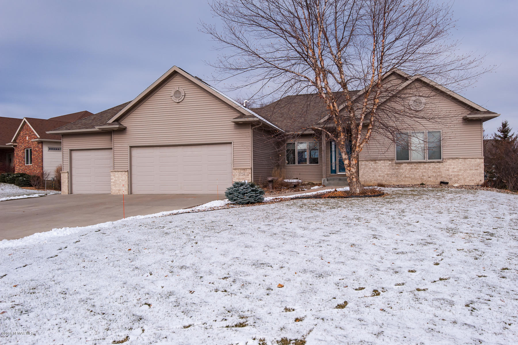 3724 Stone Point Drive NE, Rochester in Olmsted County, MN 55906 Home for Sale
