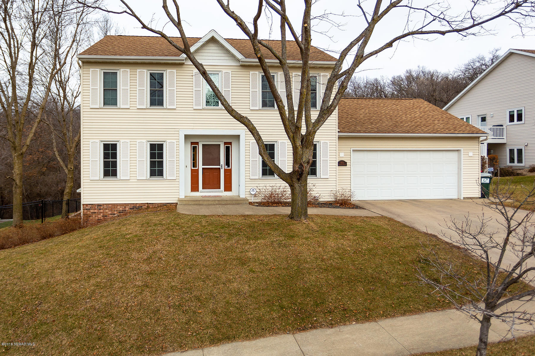 1111 Glendale Hills Drive NE, Rochester in Olmsted County, MN 55906 Home for Sale