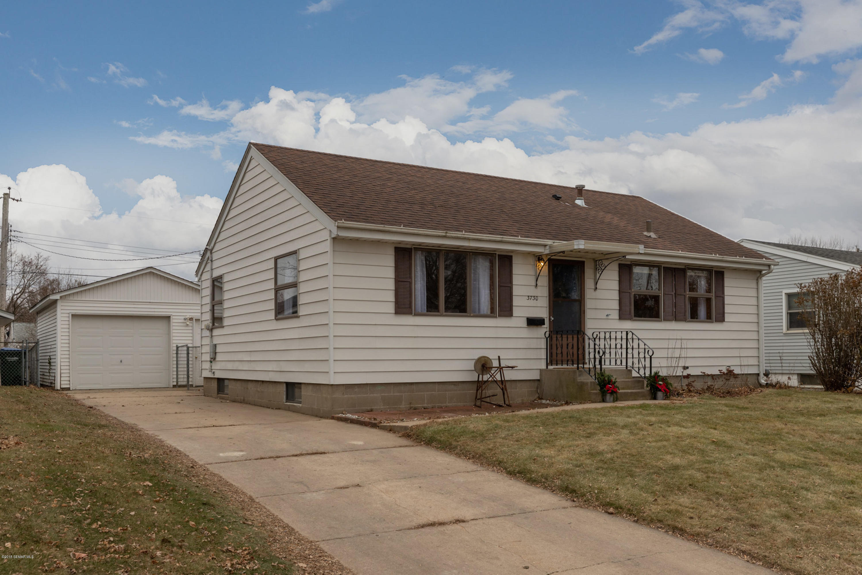 3730 7th Street NW, Rochester in Olmsted County, MN 55901 Home for Sale