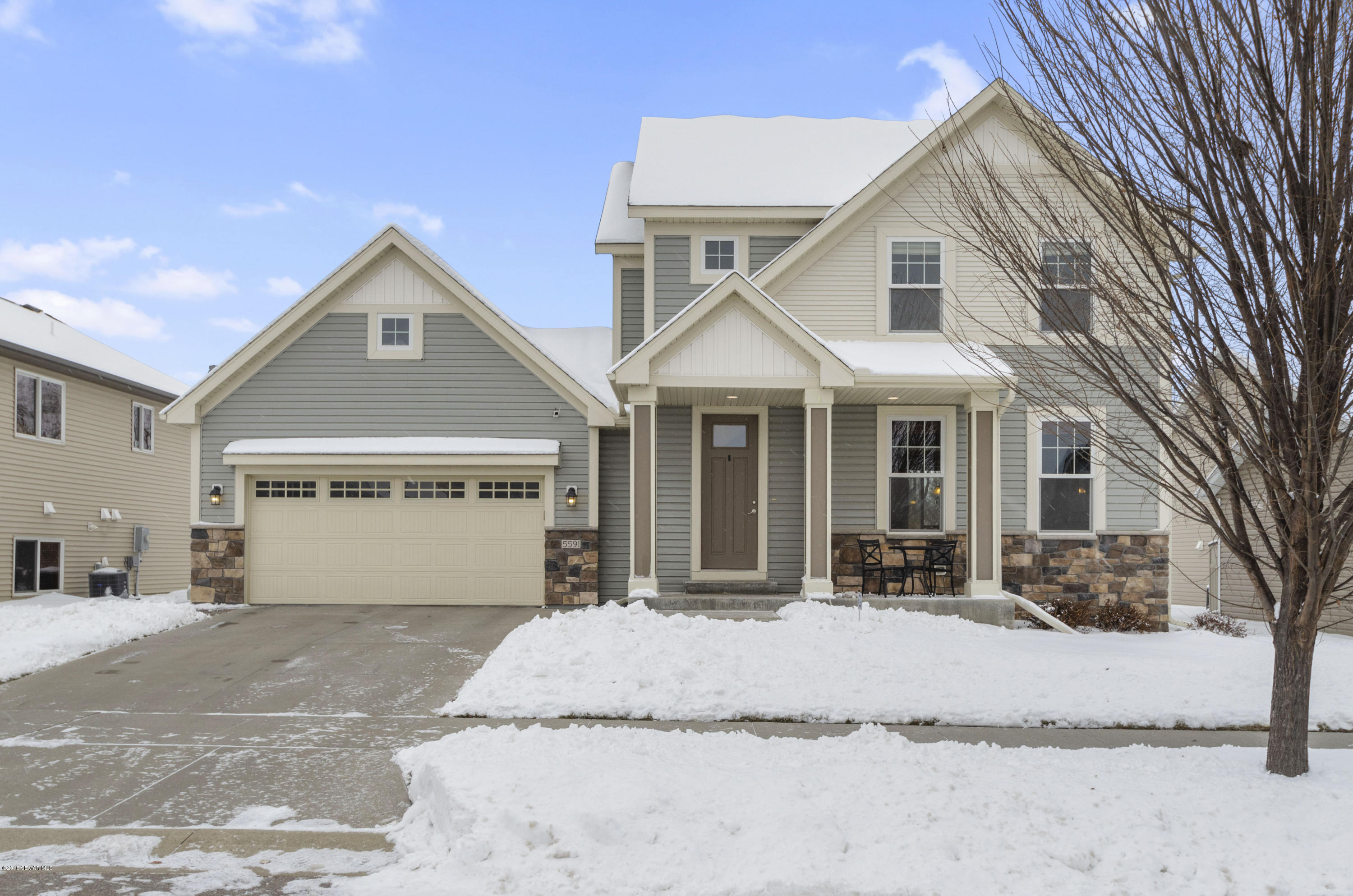 5591 Harvest Lake Drive NW, Rochester in Olmsted County, MN 55901 Home for Sale