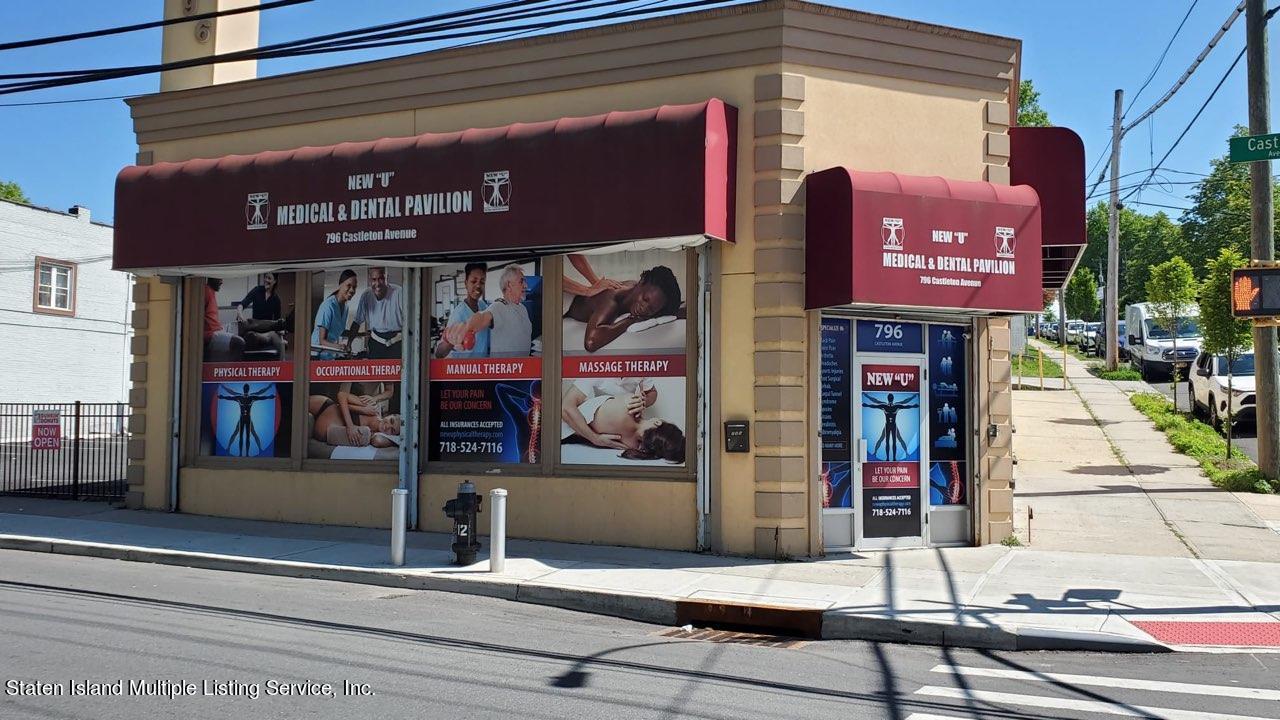 Commercial Property for Sale, ListingId:37288681, location: 796 Castleton Avenue Staten Island 10310