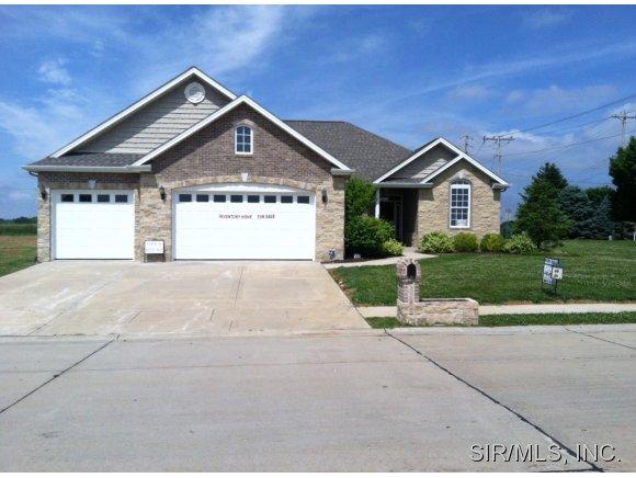 Real Estate for Sale, ListingId: 13003040, Waterloo,IL62298