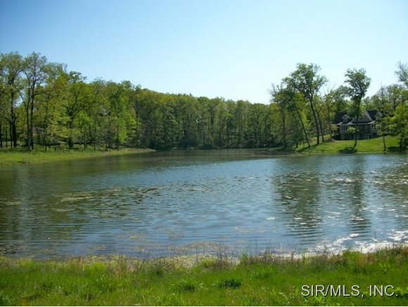 1.17 acres by Litchfield, Illinois for sale