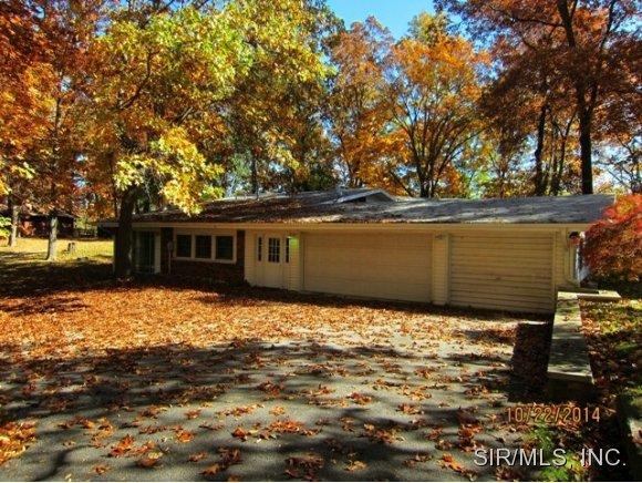 Real Estate for Sale, ListingId: 25037217, Vandalia,IL62471