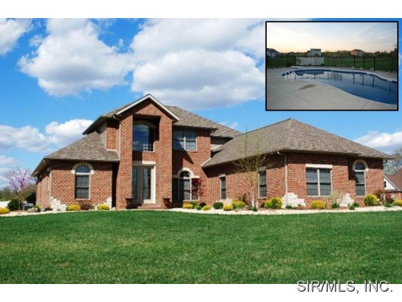 primary photo for 1803 CABINESS Court, OFALLON, IL 62269, US