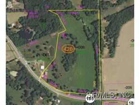 Image of Acreage for Sale near Coffeen, Illinois, in Montgomery county: 28.73 acres