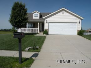 1347 Summerfield, Waterloo, IL 62298