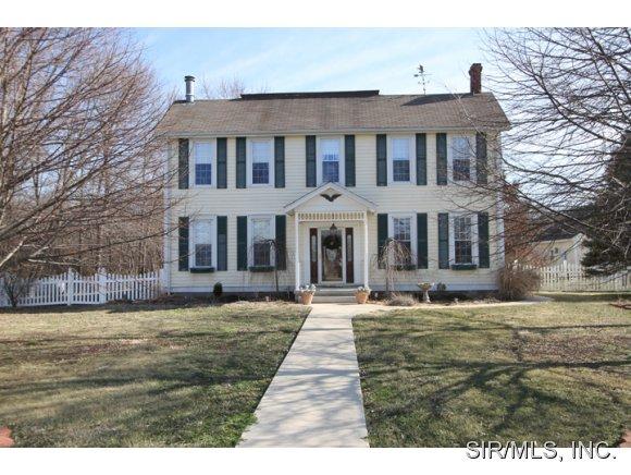 Real Estate for Sale, ListingId: 22046668, Worden,IL62097