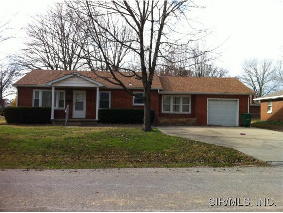 Rental Homes for Rent, ListingId:23883832, location: 307 South AUGUSTA Street O_fallon 62269
