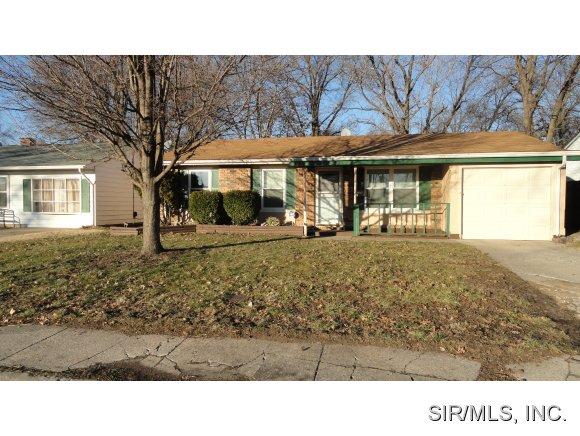 Real Estate for Sale, ListingId: 22168617, Cahokia,IL62206
