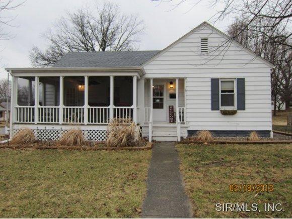 Real Estate for Sale, ListingId: 22445546, Vandalia,IL62471