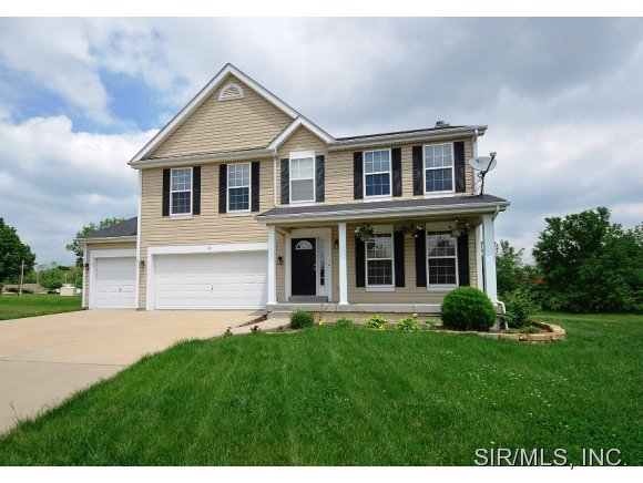 101 Crystal Ln, Fairview Heights, IL 62208