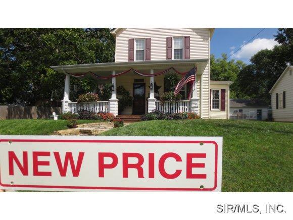 Real Estate for Sale, ListingId: 23091790, Sparta,IL62286
