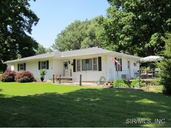 Real Estate for Sale, ListingId: 23846563, Vandalia,IL62471