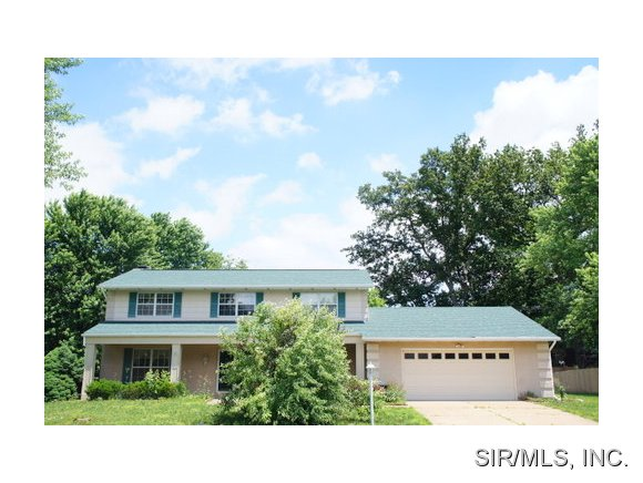 Rental Homes for Rent, ListingId:26216561, location: 1006 North SMILEY Street O Fallon 62269