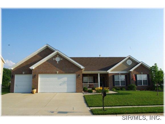 Real Estate for Sale, ListingId: 24168497, Maryville,IL62062