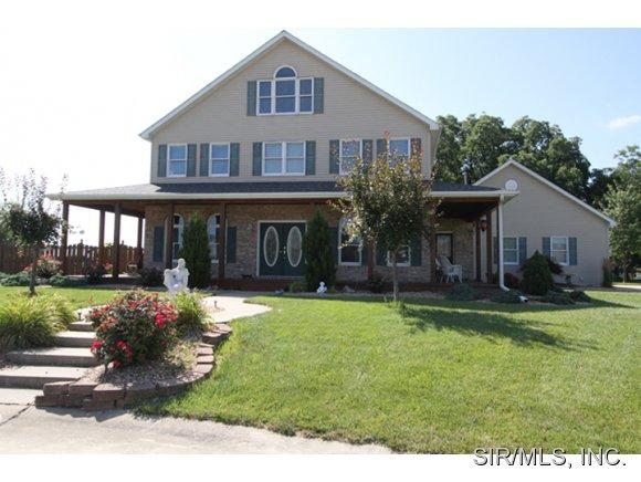Real Estate for Sale, ListingId: 24316978, Breese,IL62230