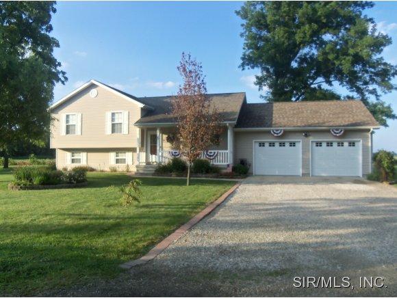 Real Estate for Sale, ListingId: 24450939, Farina,IL62838