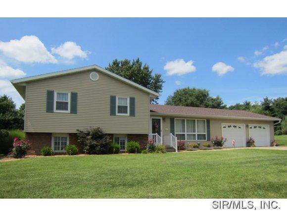 Real Estate for Sale, ListingId: 24794617, Vandalia,IL62471
