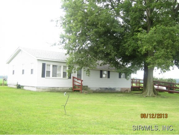 Real Estate for Sale, ListingId: 24819096, Shobonier,IL62885