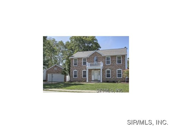 Rental Homes for Rent, ListingId:24949016, location: 1038 TIMBER CREEK Lane O Fallon 62269