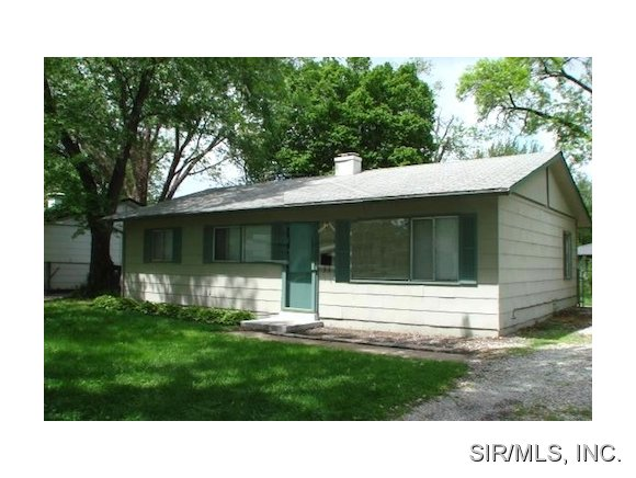 Rental Homes for Rent, ListingId:25512370, location: 4109 North PARK Drive Belleville 62226