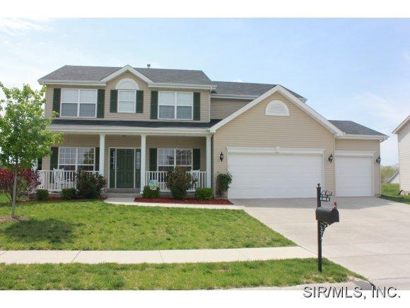 Real Estate for Sale, ListingId: 25784373, Maryville,IL62062
