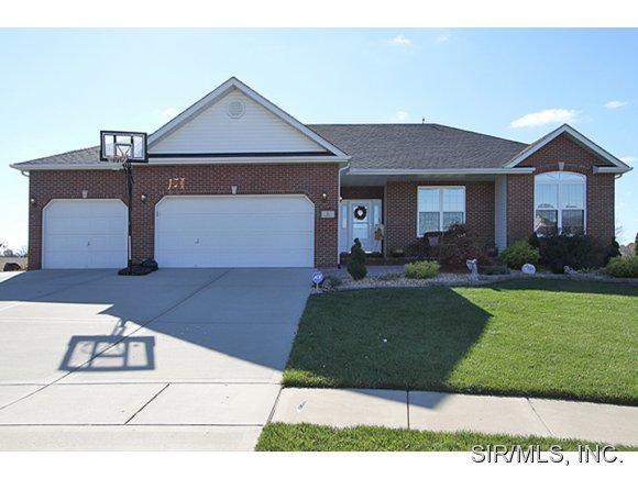 Real Estate for Sale, ListingId: 25797109, St Jacob,IL62281