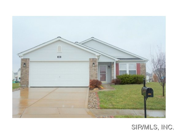 Rental Homes for Rent, ListingId:26061921, location: 404 SUMMIT OAKS Circle Mascoutah 62258
