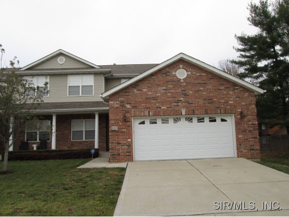 Rental Homes for Rent, ListingId:28063792, location: 600 GRANITE Drive O Fallon 62269
