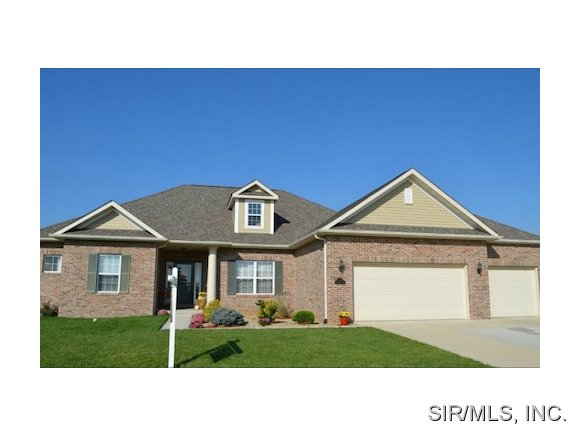 Rental Homes for Rent, ListingId:26138546, location: 1149 HIGHTOWER PLACE Drive O Fallon 62269