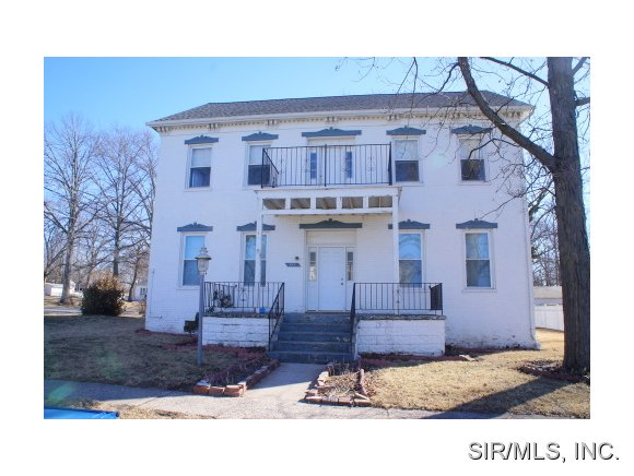Rental Homes for Rent, ListingId:27007105, location: 404 FRITZ Street Lebanon 62254