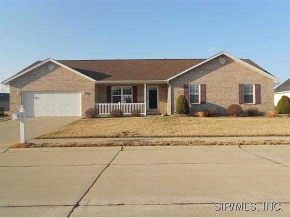 Real Estate for Sale, ListingId: 27325956, Trenton,IL62293