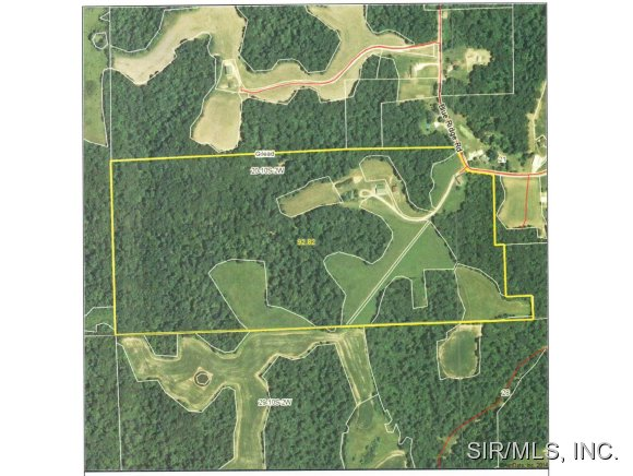 90 acres by Hardin, Illinois for sale