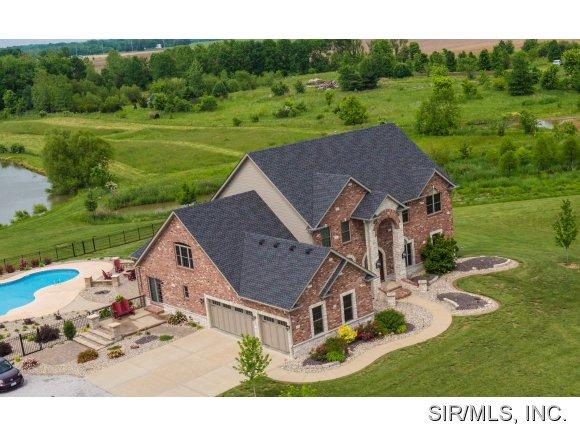 Real Estate for Sale, ListingId: 27406102, St Jacob,IL62281