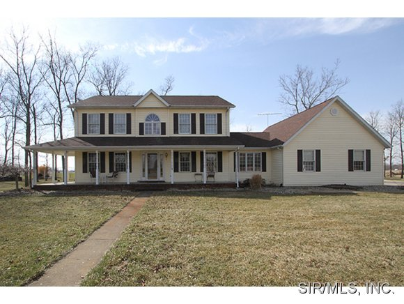 Real Estate for Sale, ListingId: 27423072, Bartelso, IL  62218
