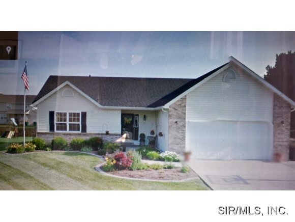 Rental Homes for Rent, ListingId:27469608, location: 917 MOYE SCHOOL Road O Fallon 62269