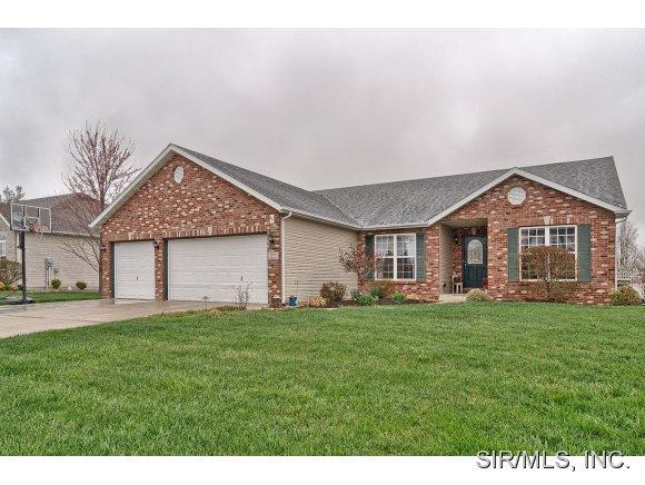 Real Estate for Sale, ListingId: 27772257, St Jacob,IL62281