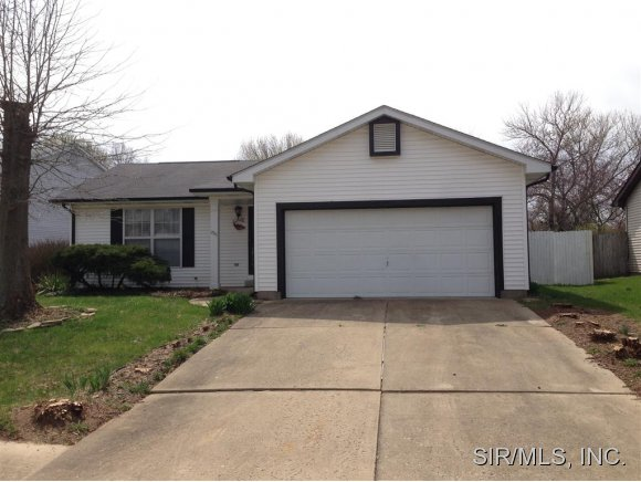 Rental Homes for Rent, ListingId:27992992, location: 1517 OAK RIDGE Court O_fallon 62269