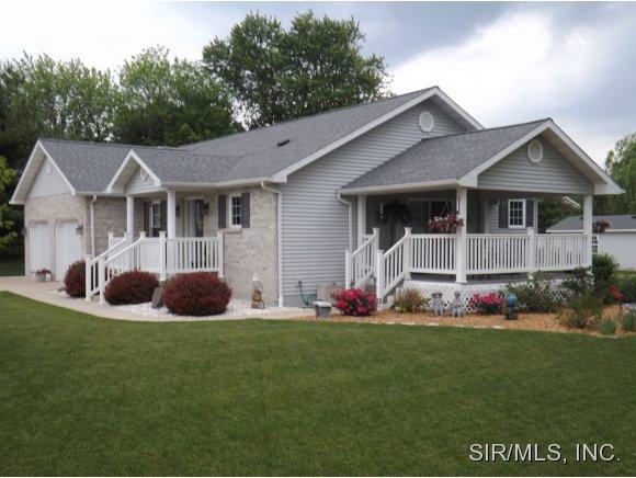 Real Estate for Sale, ListingId: 28420684, Jerseyville,IL62052