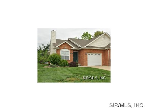 Rental Homes for Rent, ListingId:28576947, location: 1512 ENGLISH PINE Lane O Fallon 62269