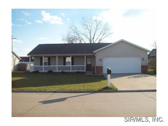 Rental Homes for Rent, ListingId:28594931, location: 2350 CONIFEROUS Drive Shiloh 62221