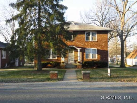 Rental Homes for Rent, ListingId:28692457, location: 601 South MISSOURI Avenue Belleville 62220