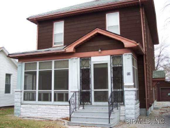 Rental Homes for Rent, ListingId:28692458, location: 416 North 5TH Street Belleville 62220