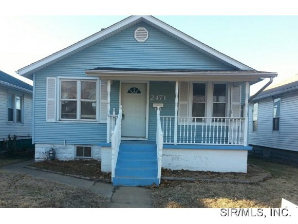 Rental Homes for Rent, ListingId:28757122, location: 2471 CENTER Street Granite City 62040