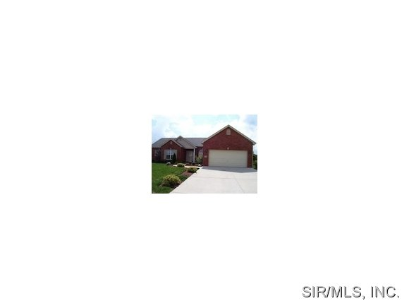 Rental Homes for Rent, ListingId:28882045, location: 2216 RACHELS Way Belleville 62221