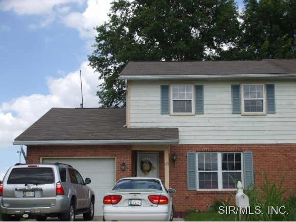 Rental Homes for Rent, ListingId:28925968, location: 123 TWIN OAKS Shiloh 62221