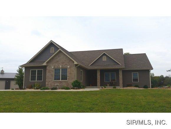 Real Estate for Sale, ListingId: 28988878, Staunton,IL62088